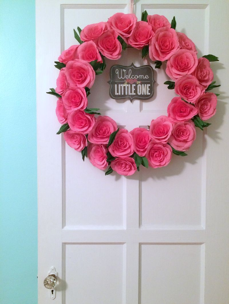 PaperFlowerWreath6